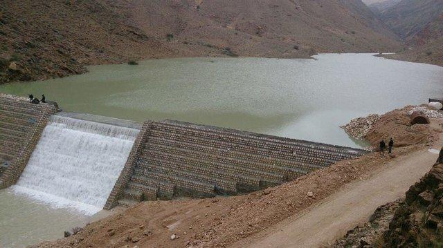 نمره قبولی هرمزگان در ارزیابی عملکرد پروژه های آبخیزداری