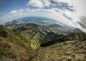 پیاده روی هیجان انگیز در هاوایی