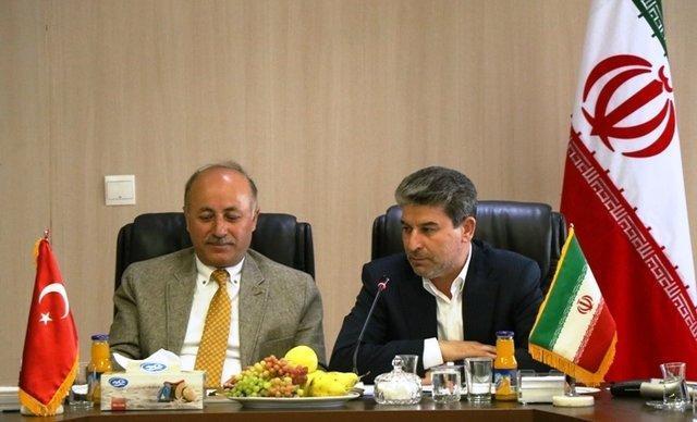 مناطق آزاد تجاری مشترک ایران و ترکیه ارتباطات دو کشور را گسترش می دهد