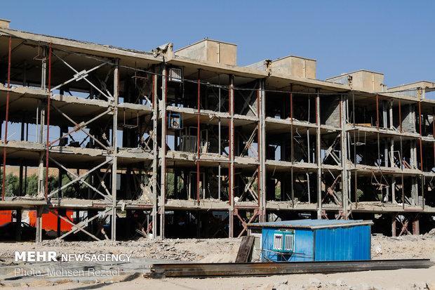 جوسازی برخی رسانه ها درباره انتقاد استاندار به بازسازی مساکن مهر