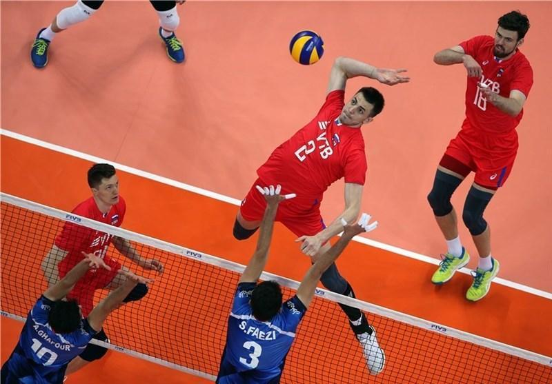 حریفان تیم والیبال ایران در انتخابی المپیک 2020 معین شدند