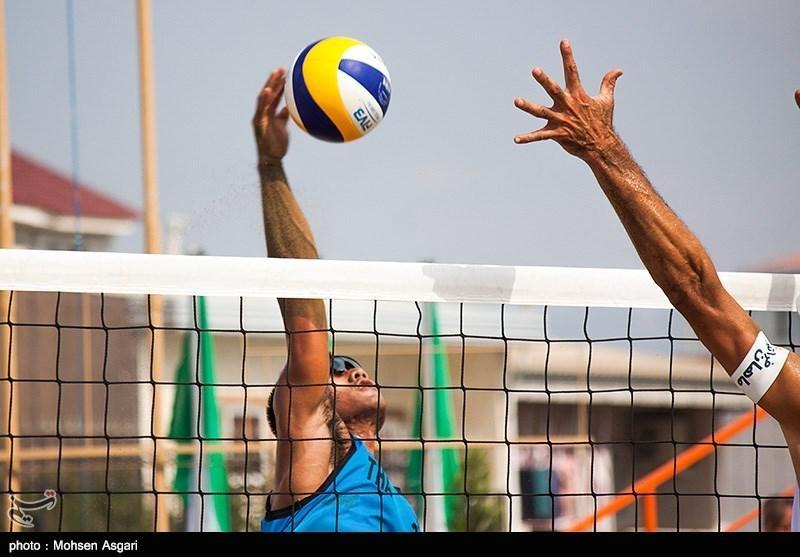 تیم ملی والیبال ساحلیالف ایران به جدول اصلی تور لاهه نرسید
