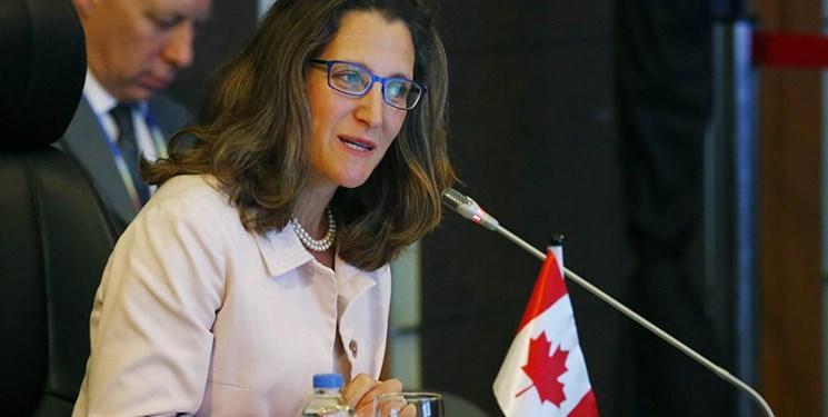 سفارت کانادا در ونزوئلا بسته شد