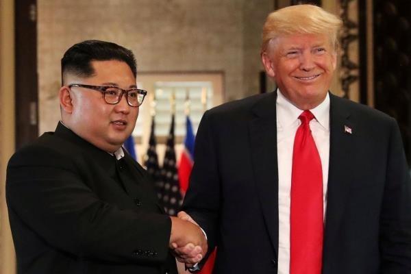 ترامپ: عاشق لغو تحریم های کره شمالی هستم!