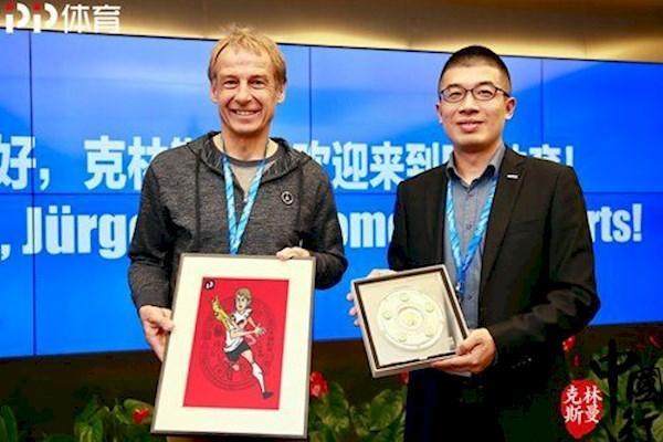 کلینزمن - تیم ملی چین در ابهام