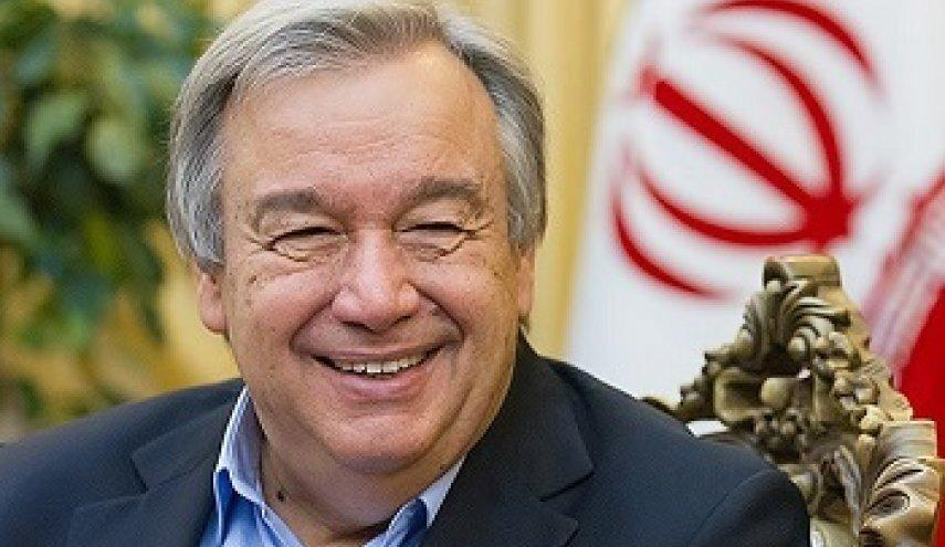 دبیرکل سازمان ملل روز جهانی نوروز را تبریک گفت