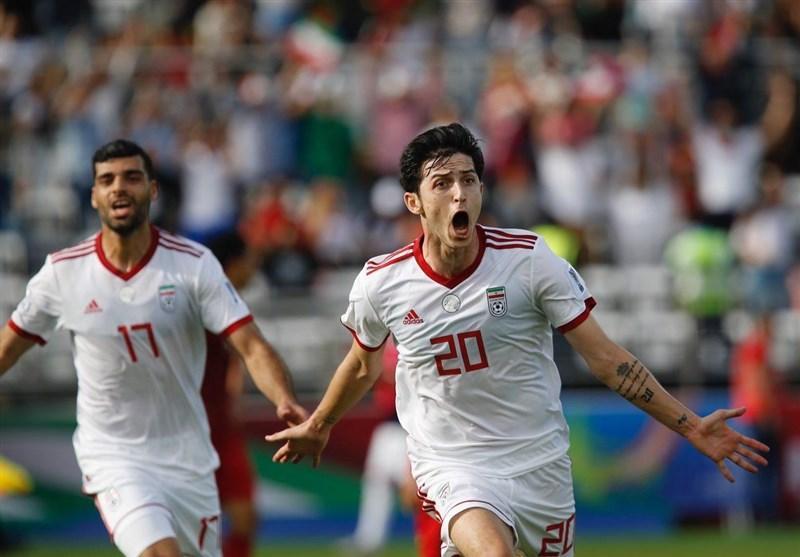 ایران فاتح جنگ با ویتنام با سردار، تیم ملی به مرحله بعد صعود کرد