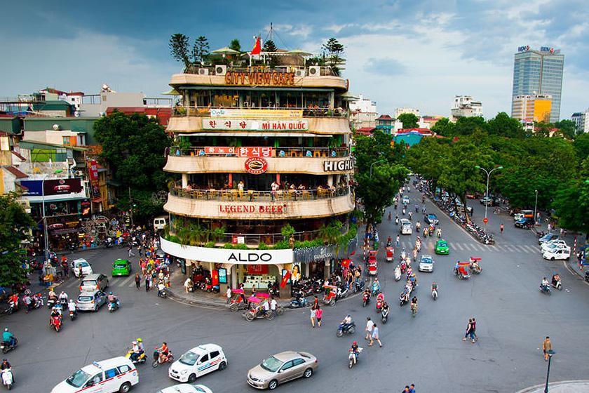 حمل و نقل عمومی در هانوی؛ ویتنام