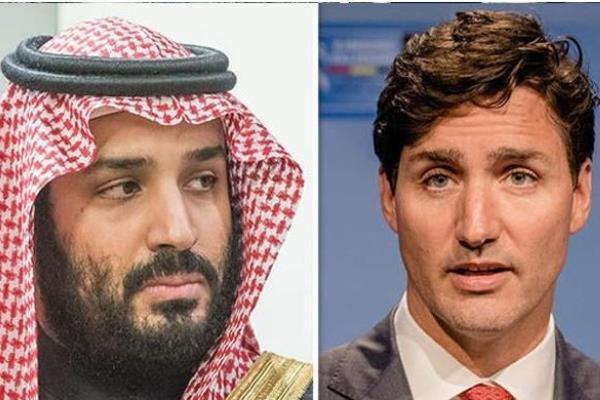 جانبداری قاهره از ریاض در مناقشه سیاسی میان عربستان و کانادا