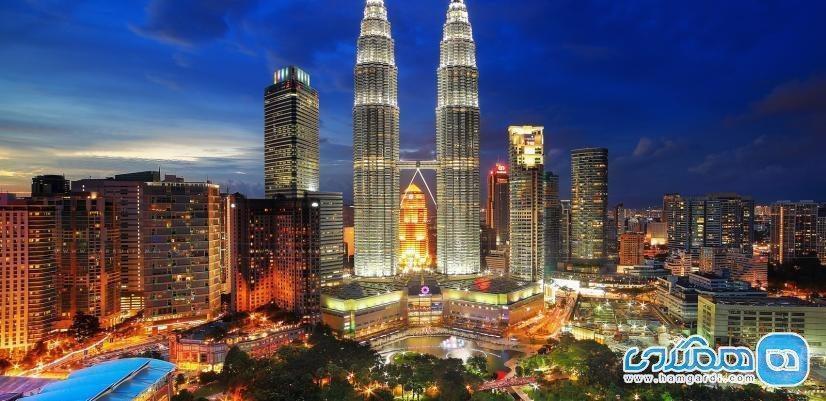 راهنمای سفر به کوالالامپور مالزی ، شهری مدرن با بافت سنتی