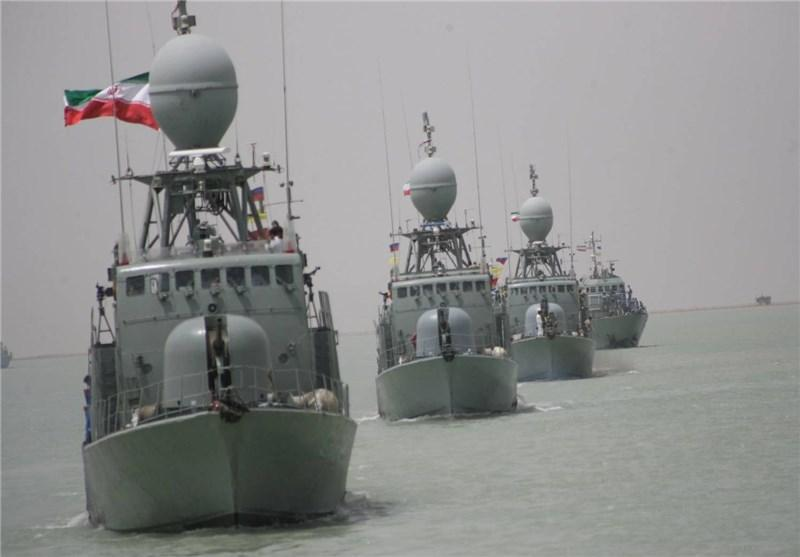 ناوگروه سی ام نیروی دریایی ارتش در بندر صلاله عمان پهلو گرفت