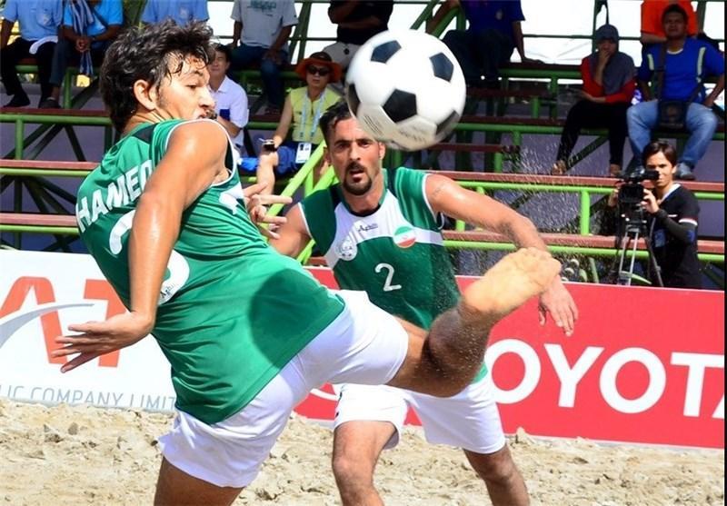 تیم فوتوالی با شکست ویتنام به نیمه نهایی رسید