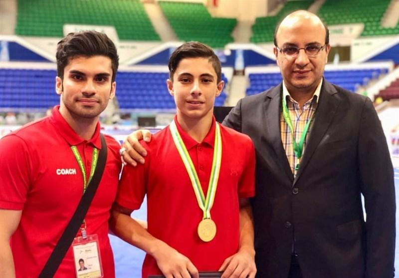 علی نژاد: تکرار موفقیت ها با مربیان ایرانی ارزشمند بود، فزونی ایران در ساندا به چینی ها ثابت شده است