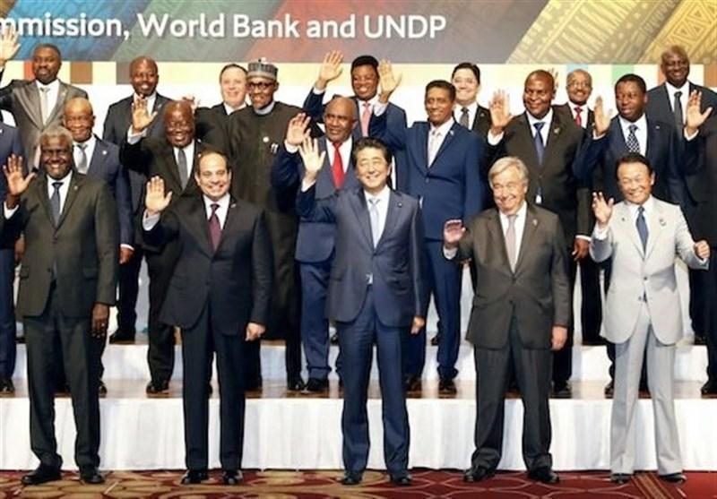 یادداشت ، ژاپن رقیب چین برای نفوذ در قاره آفریقا