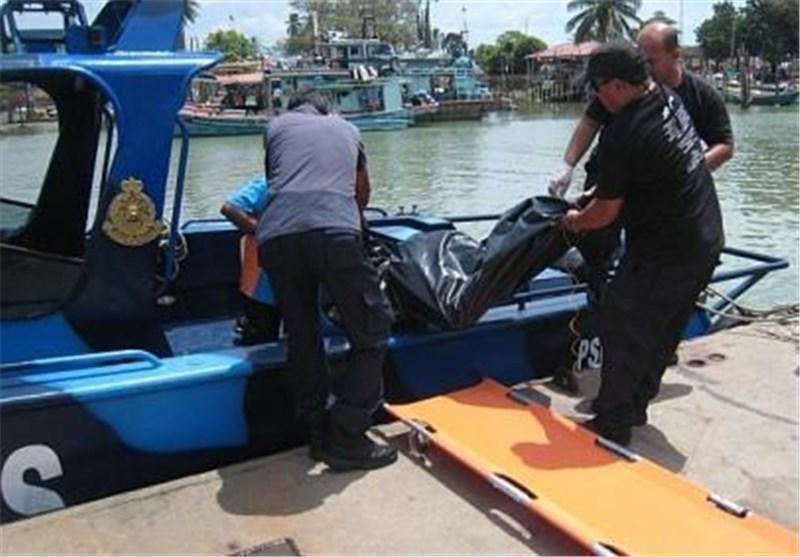 پیدا شدن جسد تنها 4 نفر از 40 مسافر قایق غرق شده اندونزیایی