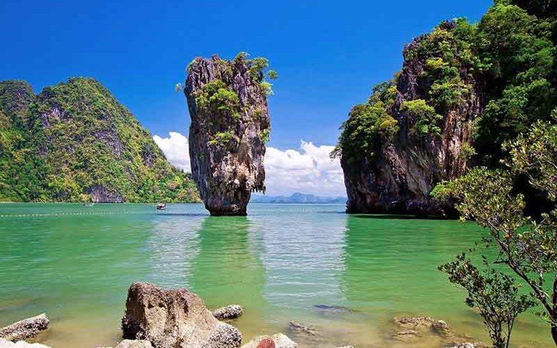 لمس طبیعت در پارک های ملی تایلند