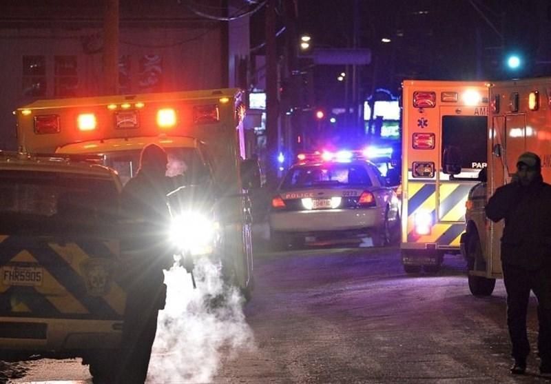 6 کشته در تیراندازی به مسجدی در کبک کانادا