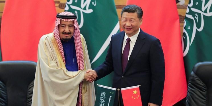 رئیس جمهور چین تلفنی با پادشاه سعودی گفت وگو کرد