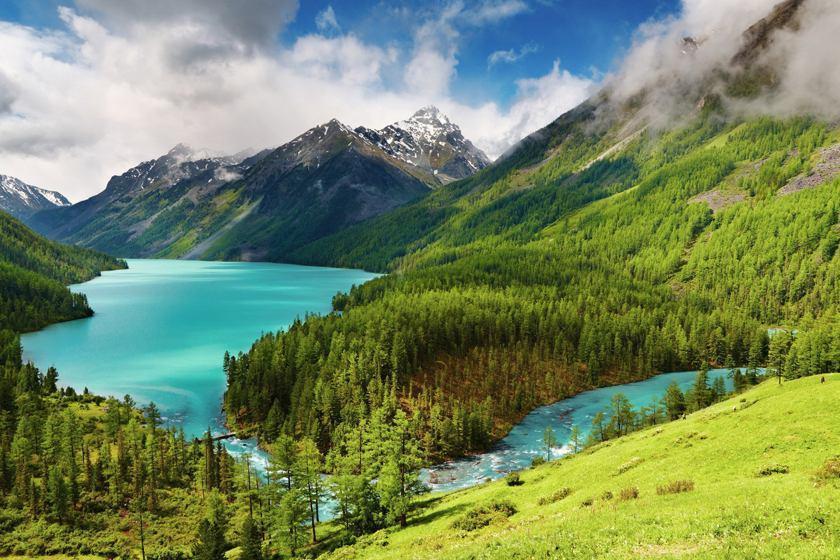 تماشا کنید؛ طبیعت کانادا از دریچه ای متفاوت
