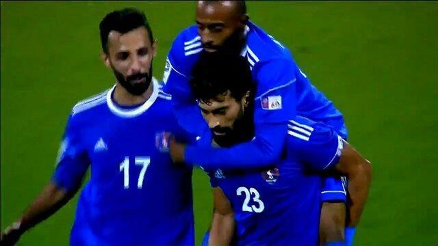 دربی ایرانی های قطر به سود تیم پورعلی گنجی، رضاییان گل زد