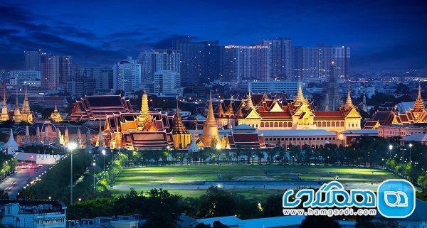 معرفی 10 تا از بهترین جاذبه های گردشگری بانکوک