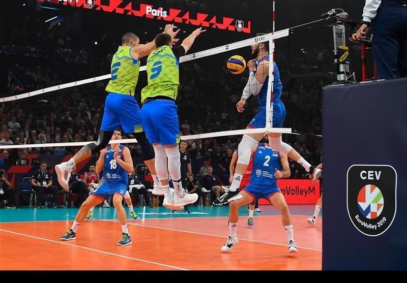 والیبال قهرمانی اروپا، صربستان با کواچ جام قهرمانی را بالای سر برد