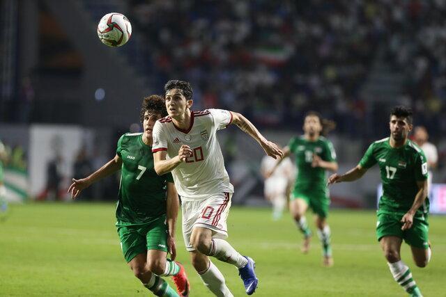 روزنامه قطری: ماموریت سخت عراق برابر تیم ملی ایران