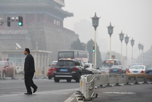 پکن دومین هشدار قرمز آلودگی هوا را اعلام می نماید