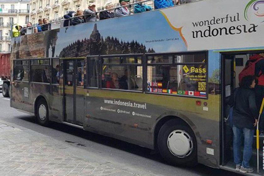 وزیر گردشگری اندونزی در برنامه اندونزی شگفت انگیز در لندن شرکت کرد