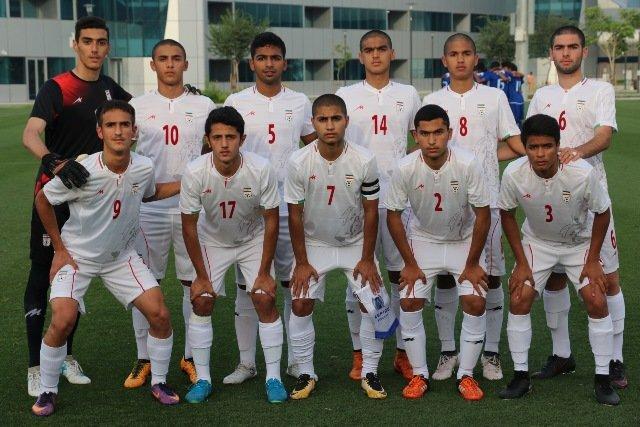 شکست غیرمنتظره تیم ملی نوجوانان ایران برابر اندونزی