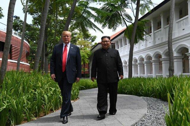 ترامپ: نشست ویتنام آخرین دیدار با کیم جونگ اون نیست