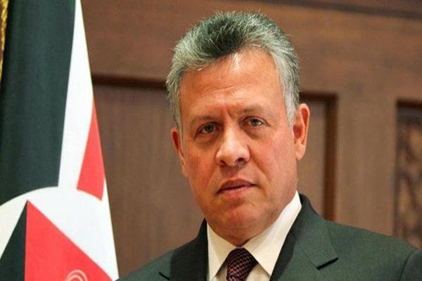 پادشاه اردن عملیات نظامی ترکیه در شمال سوریه را محکوم کرد