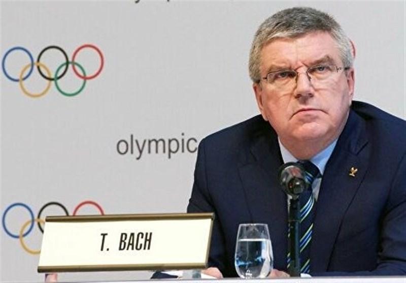 باخ: در موضوع حذف روسیه از المپیک به تصمیم وادا احترام می گذاریم