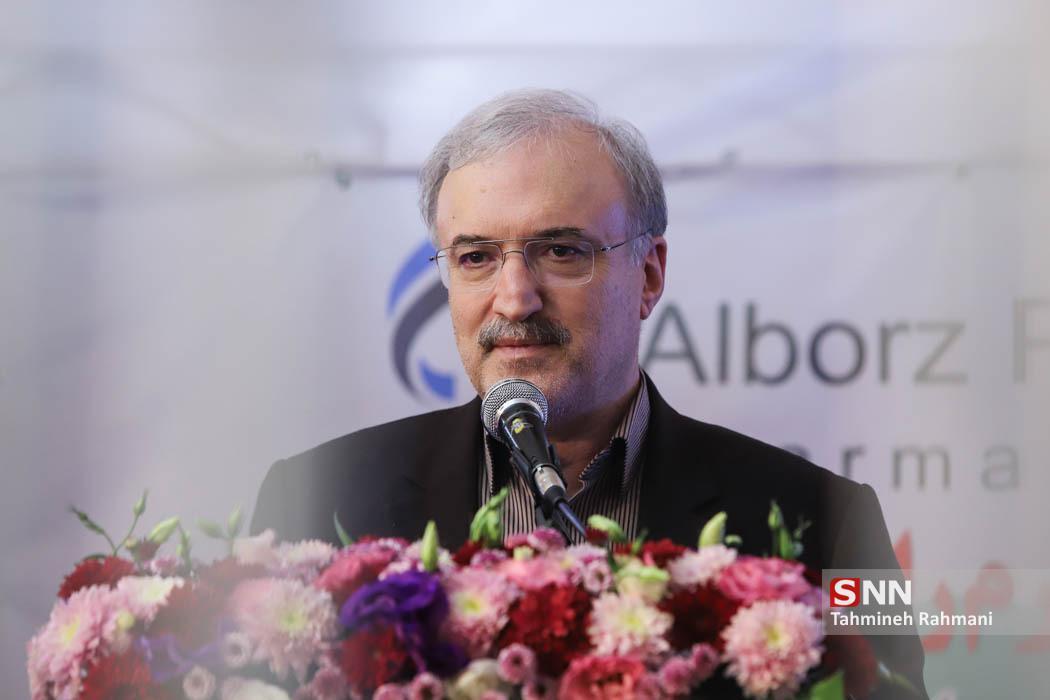 وزیر بهداشت با مدیرکل سازمان جهانى بهداشت دیدار کرد