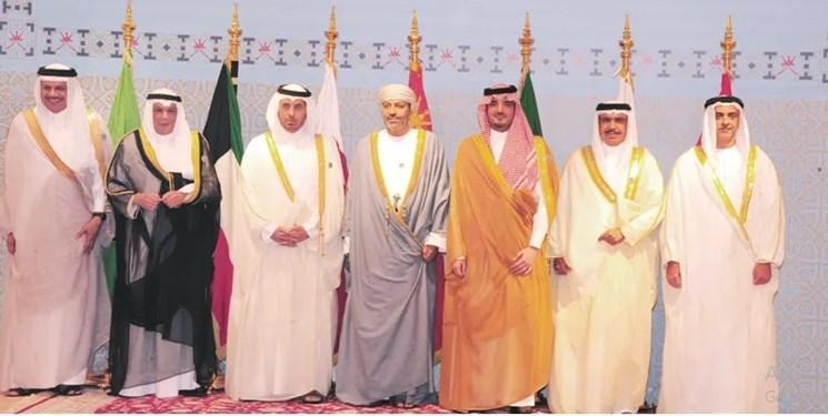 وزرای کشور شورای همکاری خلیج فارس دیدار کردند