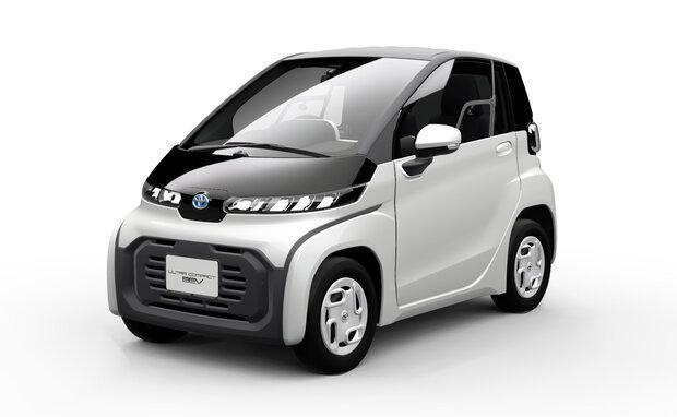 تویوتا برای سالمندان خودروی برقی می سازد