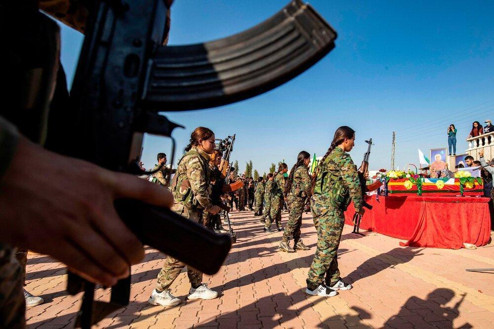 کردهای سوریه اعلام عقب نشینی کردند، ترکیه:منطقه امن شامل تمام مناطق شرق فرات است
