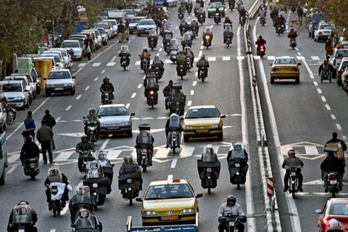 تمامی موتورسیکلت ها نیازمند گواهینامه هستند