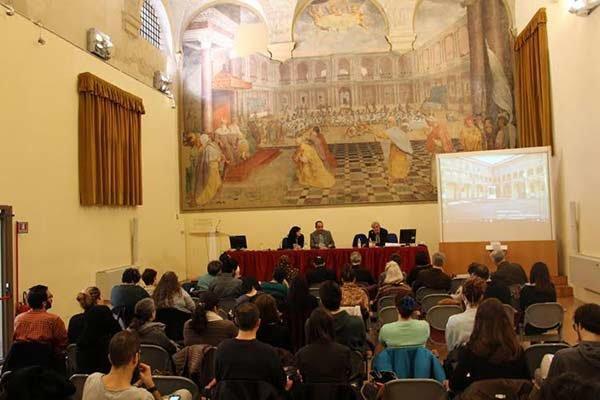 همایش عناصر ادبی ایران و ایتالیا برگزار گردید