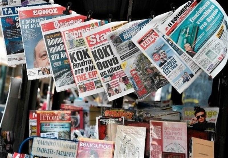 نشریات ترکیه در یک نگاه، ترکیه به دنبال تحویل دریافت مظلوم کوبانی، عملیات در سوریه، مسائل ترکیه را پنهان می نماید؟