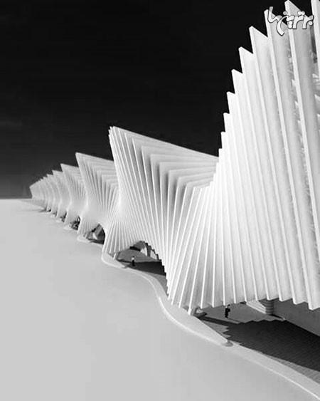 برترین آثار معماری مدرن جهان (5)