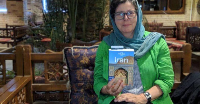 گردشگر زن هلندی از زیبایی های ایران می گوید