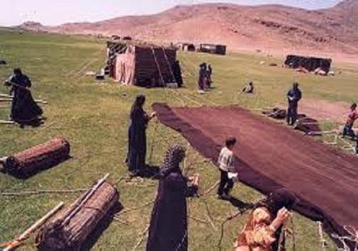 رونق فراوری با اجرای طرح های اسکان عشایر