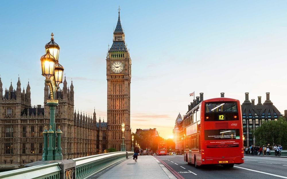پایتخت انگلیس، یکی از پرمخاطبترین شهرهای اروپا