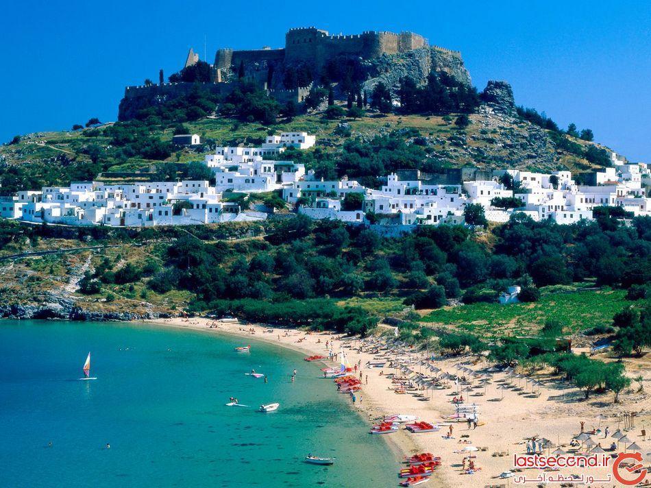 جزیره رودس ،یونان