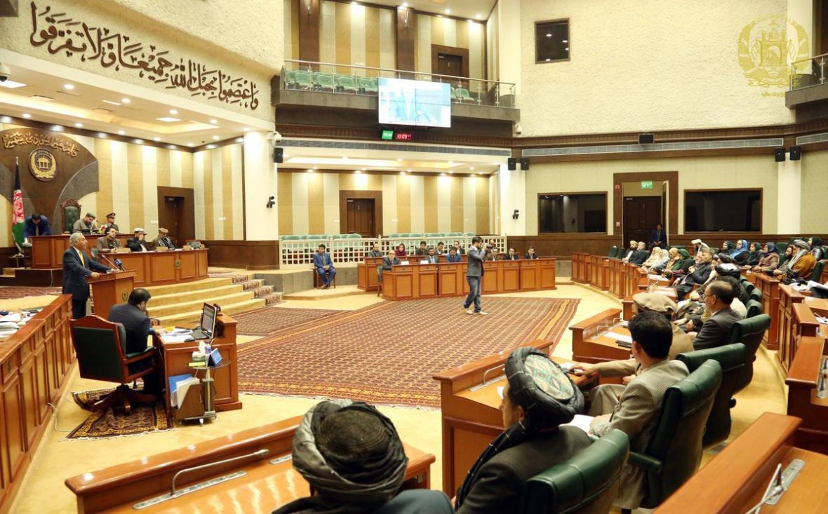 سنای افغانستان: مذاکرات آمریکا و طالبان به نفع مردم افغانستان نیست