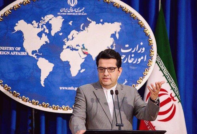 واکنش موسوی به درخواست مکرون