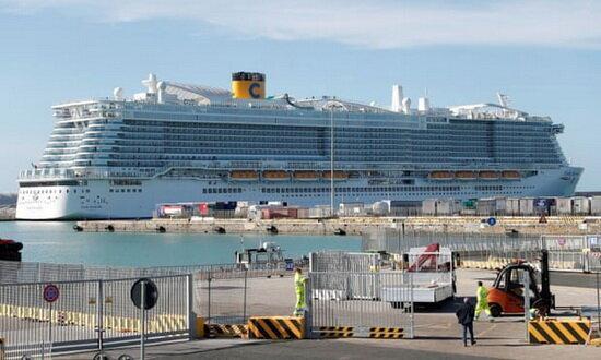 متوقف کردن کشتی حامل 7 هزار مسافر و خدمه، احتمال ابتلای 2 مسافر به کروناویروس
