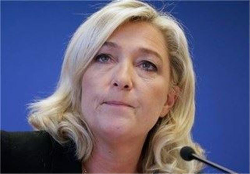وعده لوپن برای برگزاری همه پرسی خروج از اتحادیه اروپا در صورت پیروزی در انتخابات فرانسه
