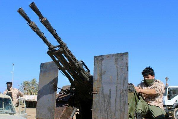 آتش بس لیبی به تار مویی بند است
